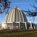 Bahajų maldos namai Frankfurte, Vokietija image