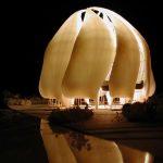 Bahajų maldos namai Santjage, Čilė