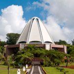 Bahajų maldos namai Apijos mieste, Samoa