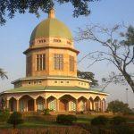 Bahajų maldos namai Kampaloje, Uganda